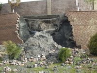Retaining Wall Failure – Tulsa, Oklahoma Project 8036
