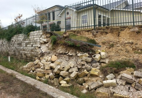 Project 13034 – Austin TX Wall Failure