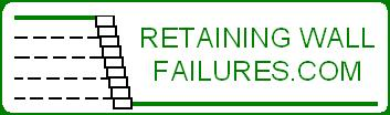 Retaining Wall Failures.com