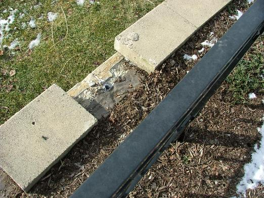 Fence Posts Amp Mse Retaining Walls Retaining Wall
